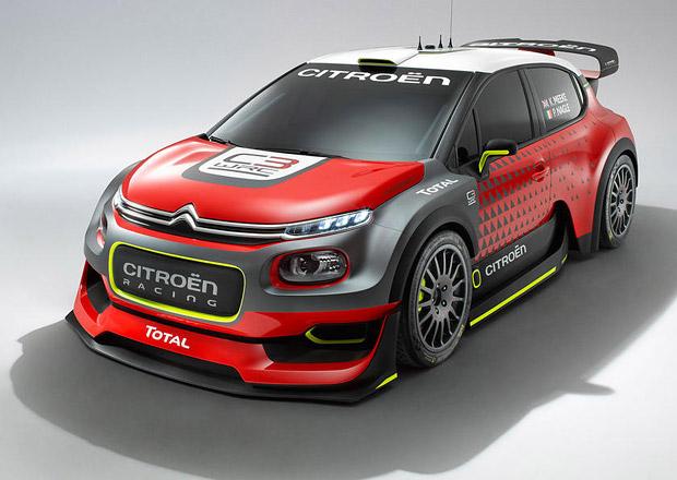Citroën C3 WRC Concept Car: 380 koní skoro připraveno!
