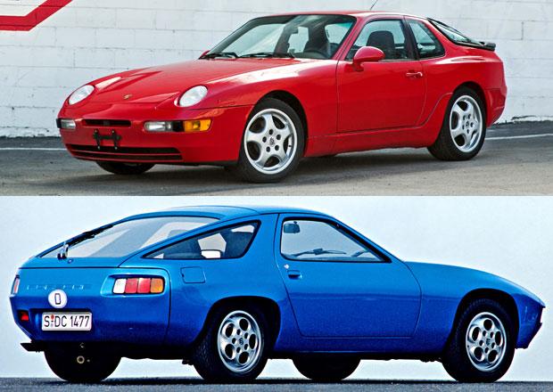 Porsche 968 a 928 spojuje koncepce a rozděluje osud (+video)