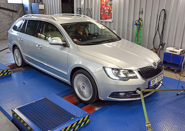 Dieselgate na vlastní kůži: Jak (ne)funguje Škoda Superb 2.0 TDI 4x4 po emisní opravě?