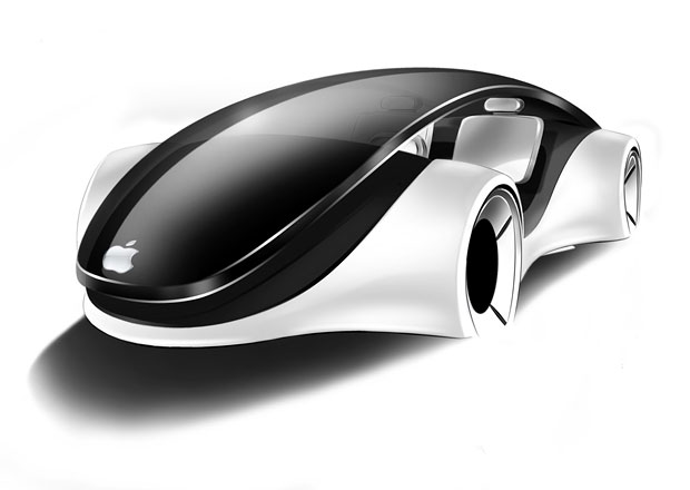 Apple m�n� n�zor. ��dn� auto vyr�b�t nebude!