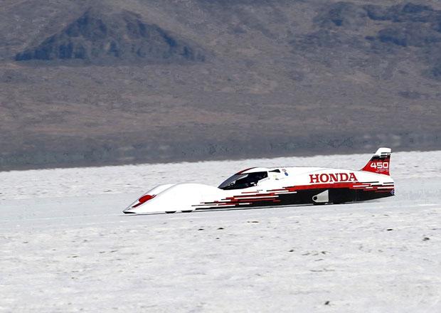 Honda S Dream: Rekordn� hondu poh�n� t��v�lec...