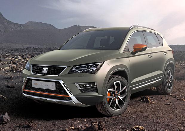 Seat Ateca X-Perience Concept: Hispánský zálesák s českým pasem