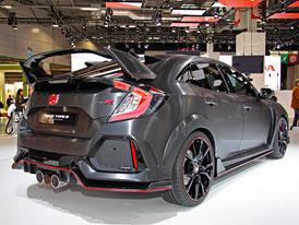 Honda Civic Type R Prototype: Nov� japonsk� bestie doraz� u� za rok