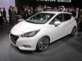 Nissan Micra m� b�t revoluc� B segmentu (+video)