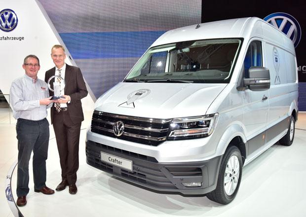 Volkswagen Crafter: International Van of the Year 2017