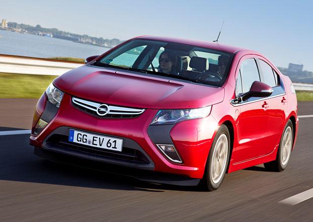 Evropské Automobily roku: Opel Ampera/Chevrolet Volt (2012)