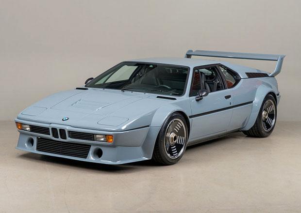 BMW M1 Procar číslo 094: Silniční verze je jediná na světě