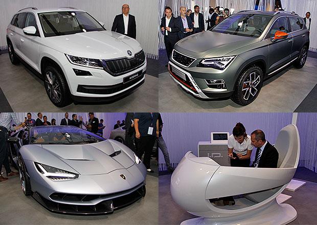Nastává konec pařížského autosalonu? Na letošním ročníku bude chybět Volkswagen!