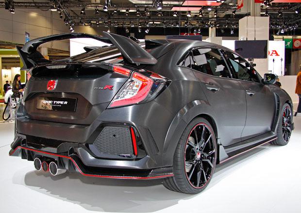 Honda Civic Type R Prototype: Nová japonská bestie dorazí už za rok