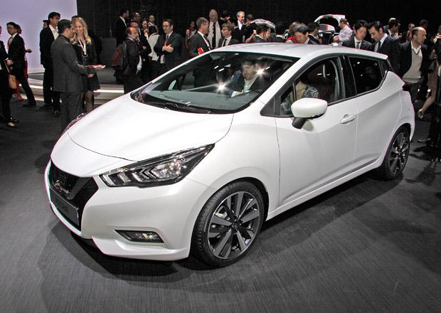 Nissan Micra má být revolucí B segmentu (+video)