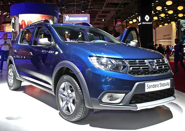 Dacia: Facelift pro sandera i Logan MCV