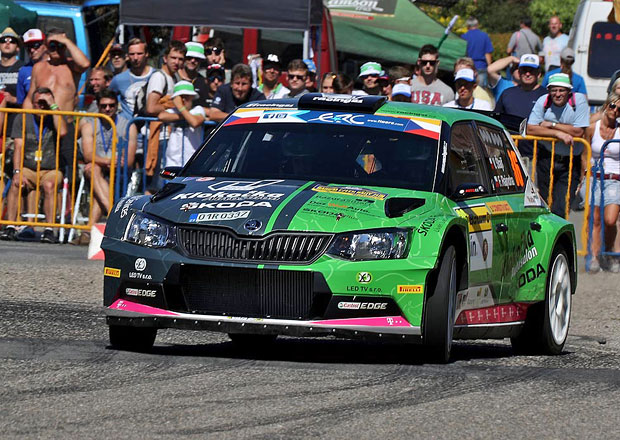 Racing 21 na Rally Příbram 2016: Bude Štajf celkově třetí?