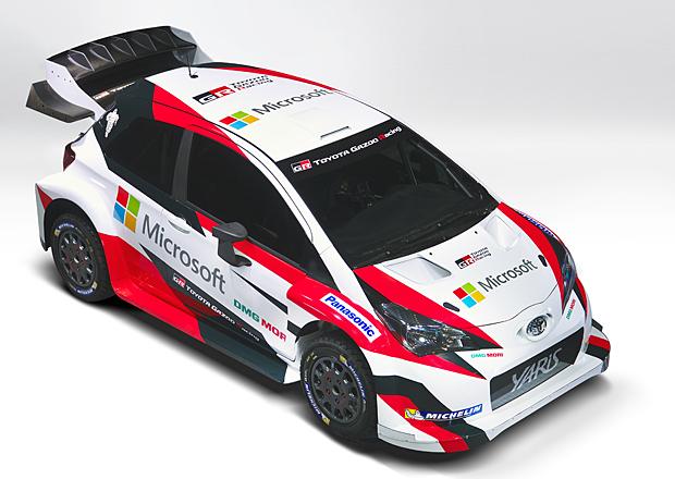 Toyota Yaris WRC: Gazoo Racing vyráží do boje na rychlostní zkoušky