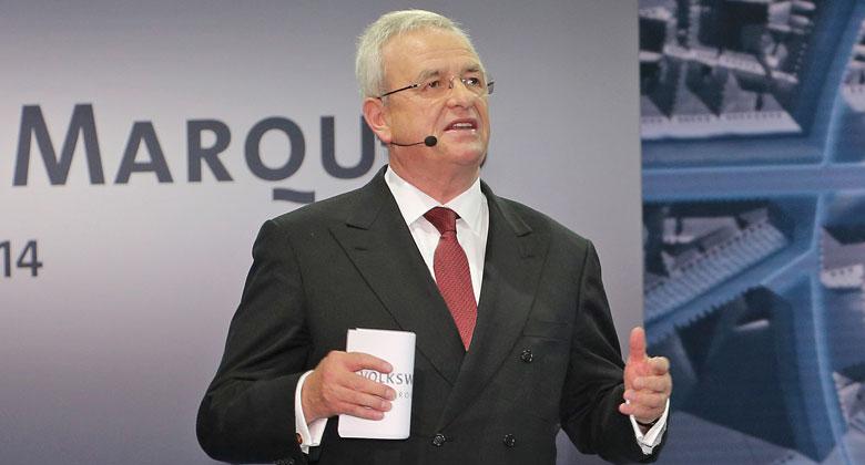 Bývalý šéf VW popřel, že by věděl o podvodech s emisemi