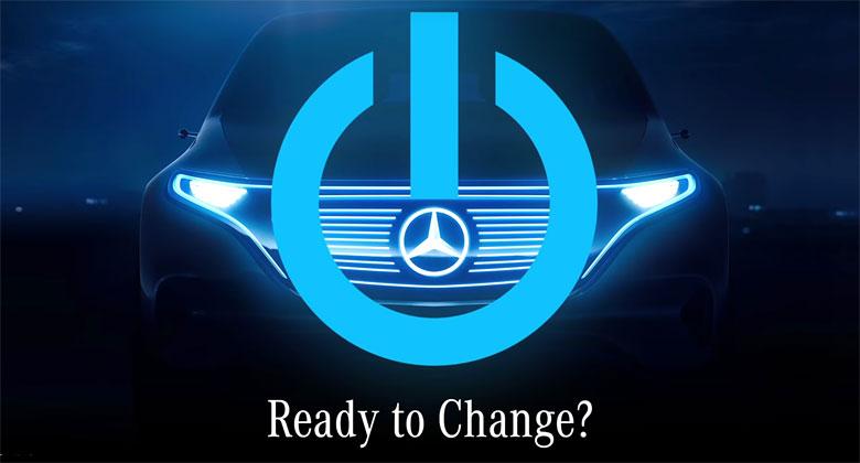 Mercedes-Benz: Nov� elektrokoncept na prvn� upout�vce