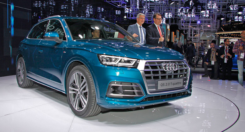 Audi Q5: Nakonec se opravdu uk�zalo!