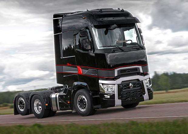 Renault Trucks T High Edition: Stylový vrchol nabídky