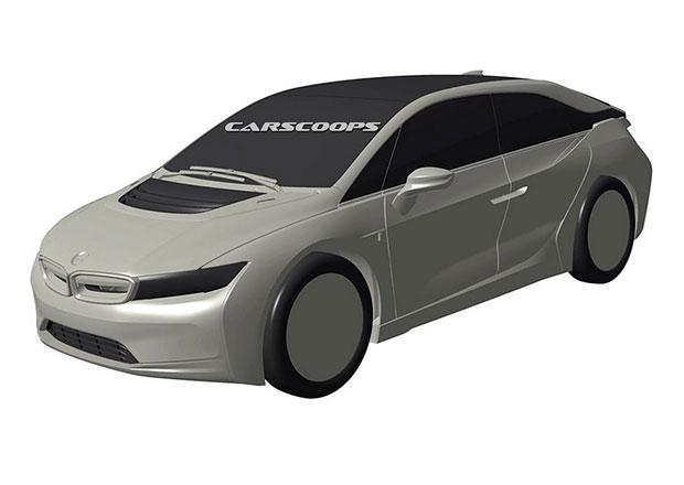 BMW i5 bude vypadat jako protažené i3