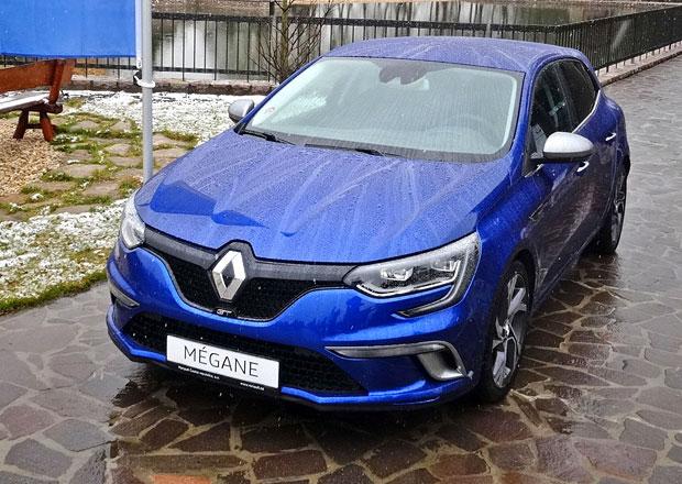 Renault Mégane R.S. 2018 bude předokolka s řízením zadních kol