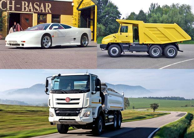 Tatra v nové době: Supersport, limuzína i největší české vozidlo