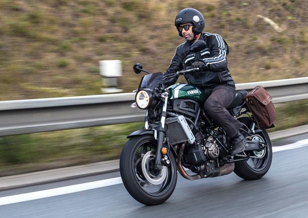 Yamaha XSR 700: Včera, dnes a zítra