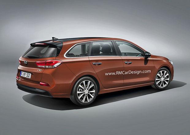 Bude takto vypadat nový kombík Hyundai i30?