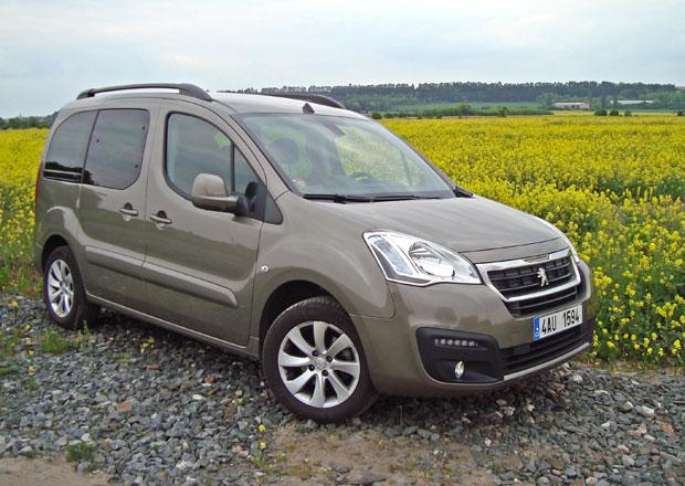 Peugeot Partner 1.6 BlueHDi Euro 6: Bilancování – Dlouhodobý test (5.část)