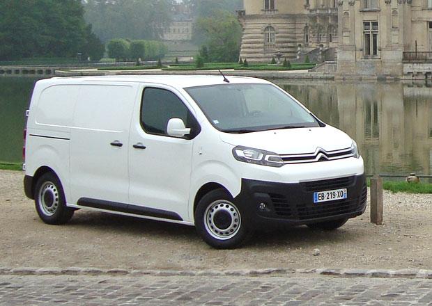 Citroën Jumpy/Peugeot Expert a Jumper/Boxer Euro 6: Ticho a výkon