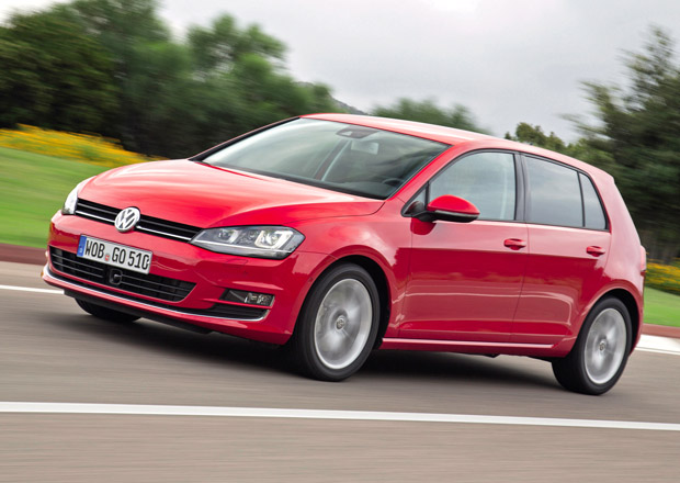 Evropské Automobily roku: Volkswagen Golf (2013)