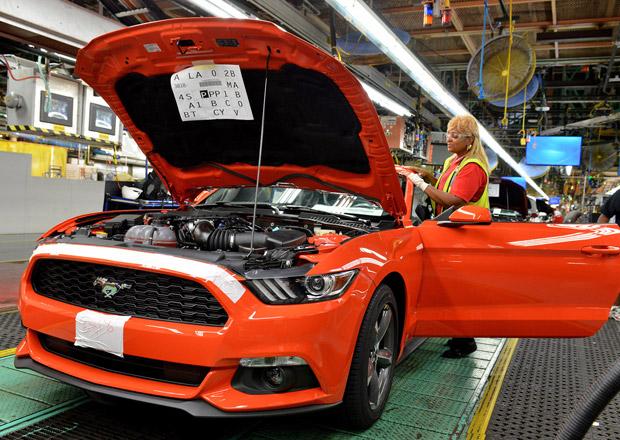 Ford přeruší výrobu Mustangu. Klesá o něj zájem