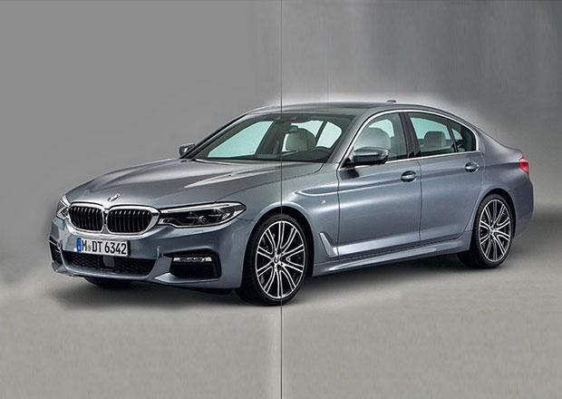 Nové BMW 5 kompletně odhaleno únikem. Den před premiérou