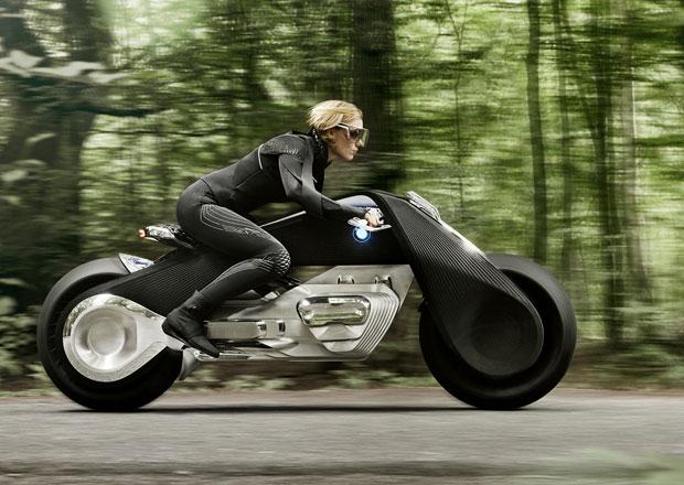 BMW Motorrad Vision Next 100: Budoucnost jedné stopy (+videa)