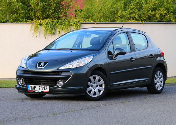 Ojetý Peugeot 207: Potěší, ale i zklame