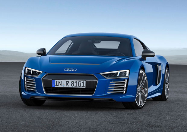 Audi R8 e-tron končí. Nikdo ho nechce