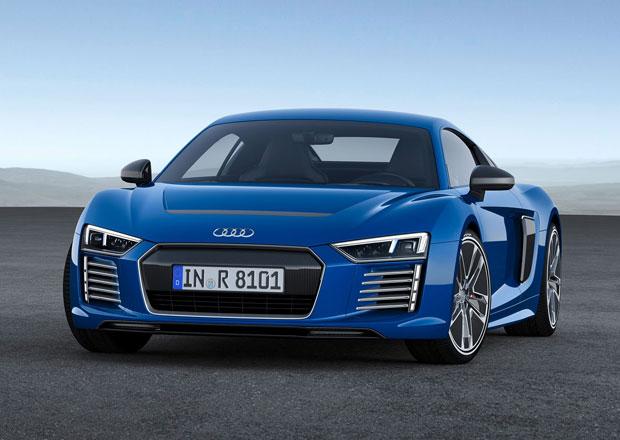 Audi R8 e-tron kon��. Nikdo ho nechce