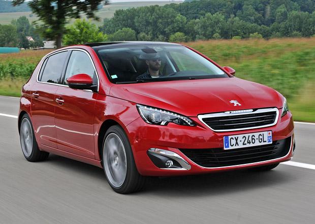 Evropské Automobily roku: Peugeot 308 (2014)