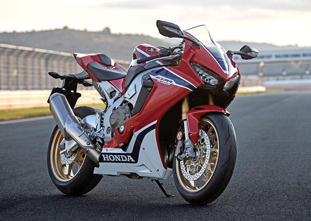 Honda CBR1000RR Fireblade SP a SP2: Nižší hmotnost a vyšší výkon (+video)