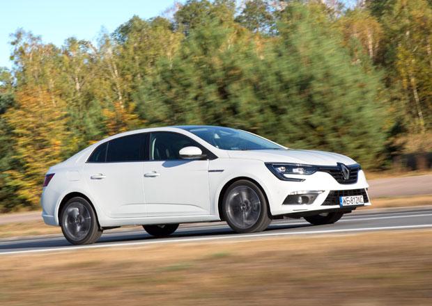 Jízdní dojmy: Renault Mégane GrandCoupé – Jezdí lépe než hatch?