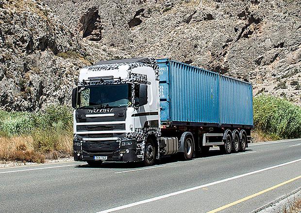 Scania: Jak se testovala nová generace náklaďáků (+video)