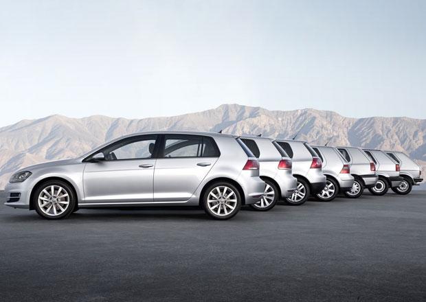 Všechny rekordy VW Golf pohromadě! Nejsilnější, nejdražší...