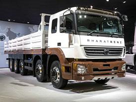 Daimler Trucks a jeho stroje z cel�ho sv�ta