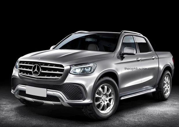 Mercedes GLT: Premi�ra navary s t��c�pou hv�zdou ji� brzy