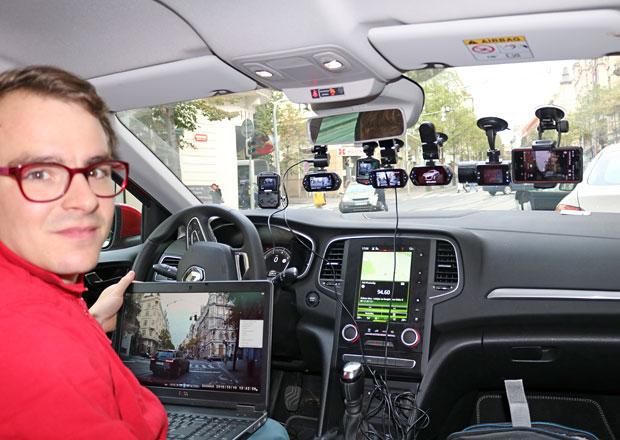 Vybíráme kameru do auta: Jaká je nejlepší?