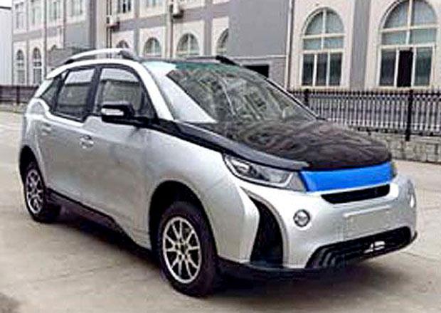 Nejošklivější elektroauto světa? Yema B11 je nepovedená kopie BMW i3