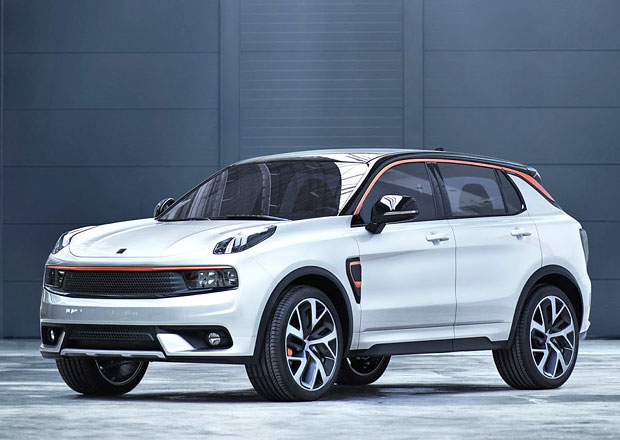 Lynk & Co: Čínské Volvo. Technika z XC40 jede do Ameriky!