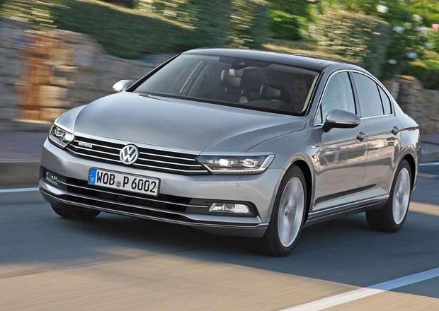 Evropské Automobily roku: Volkswagen Passat (2015)