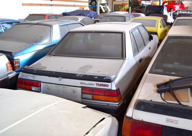 Ráj milovníků značky Mitsubishi není v Japonsku, ale u Norimberku