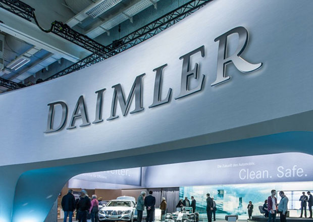 Daimler kvůli sporu mezi USA a Čínou letos očekává pokles zisku