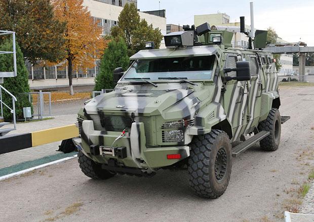 Na Ukrajině mají vůz s autonomním řízením už teď. A jaký!