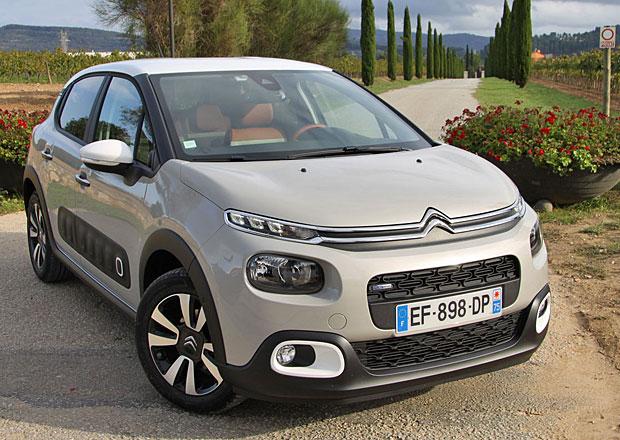 Jízdní dojmy s Citroënem C3. Komfortní pseudocrossover s unikátní kamerou